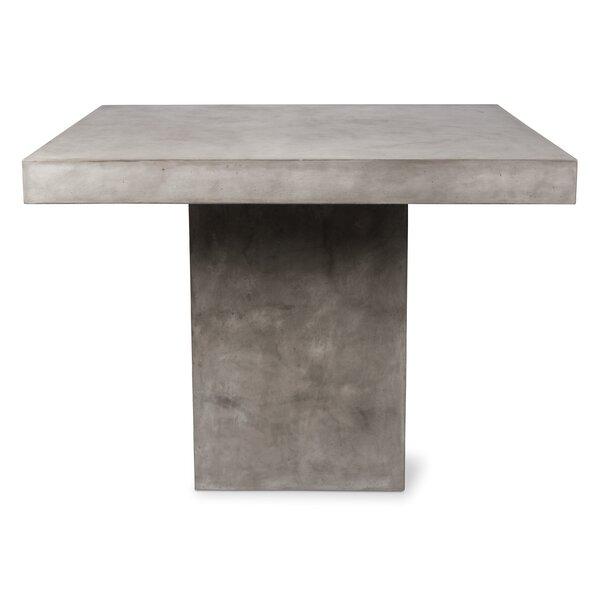 Perpetual Phil Concrete Bar Table by Seasonal Living