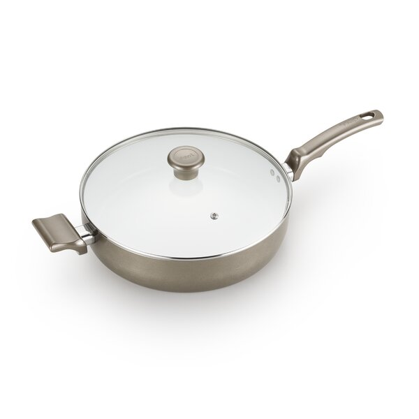 5 qt. Saute Pan with Lid by T-fal