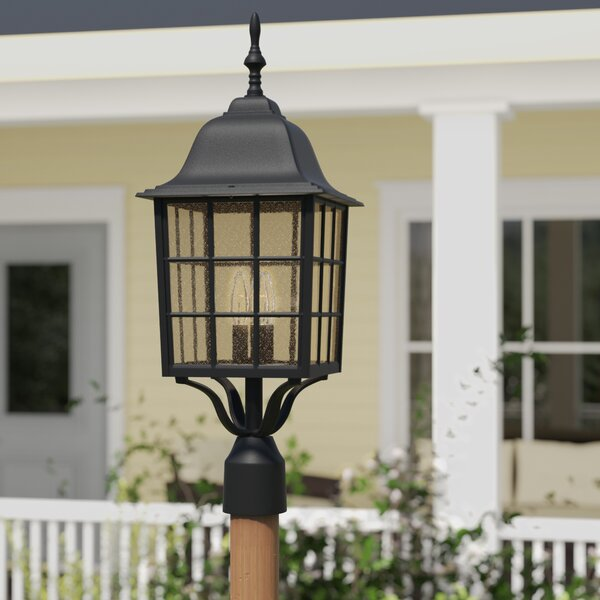 Oakhill 3-Light Aluminum Lantern Head by Charlton Home