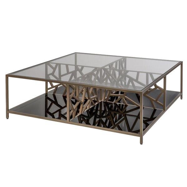 Cracked Ice Coffee Table by Allan Copley Designs