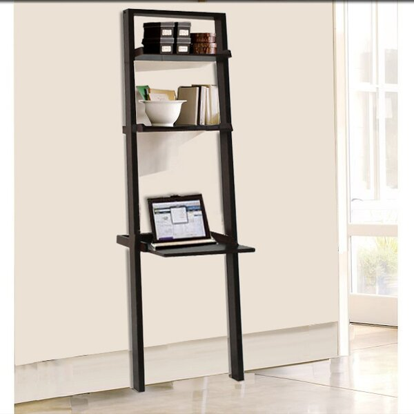 Haggetts Pond Ladder Bookcase by Alcott Hill