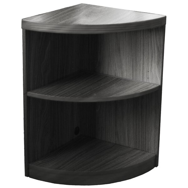 Aberdeen Corner Unit Bookcase by Mayline Group