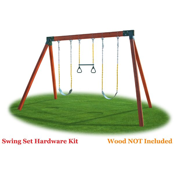 Classic Hardware Kit (Wood Not Included) by Eastern Jungle Gym