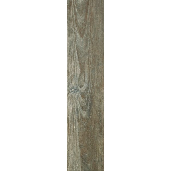 Fence 8 x 36 Porcelain Wood Look/Field Tile in Country Morgan by Lea Ceramiche