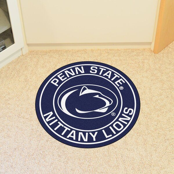 NCAA Penn State Roundel Doormat by FANMATS