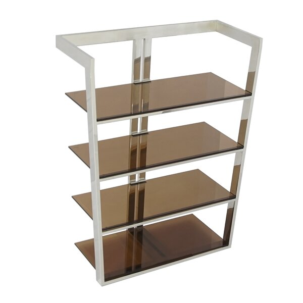 Kimzey Standard Bookcase by Latitude Run