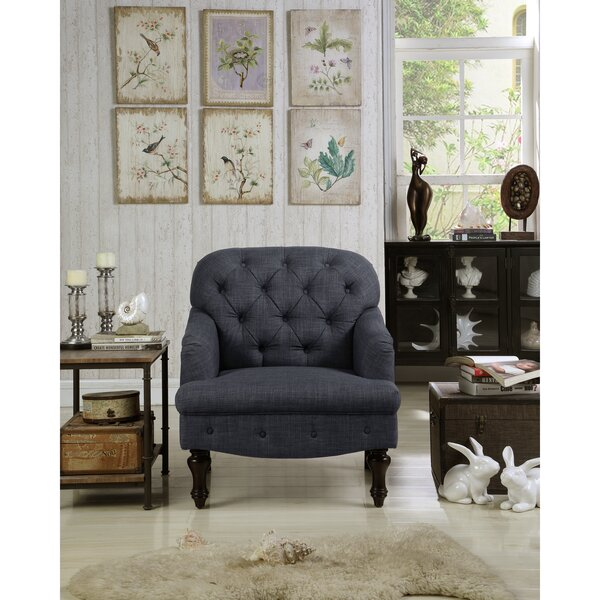Janay Armchair by Three Posts