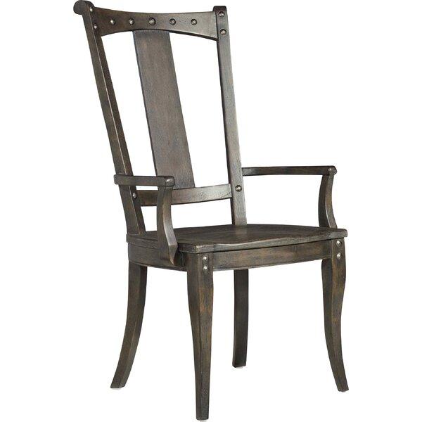Splatback Solid Wood Dining Chair (Set of 2) by Hooker Furniture