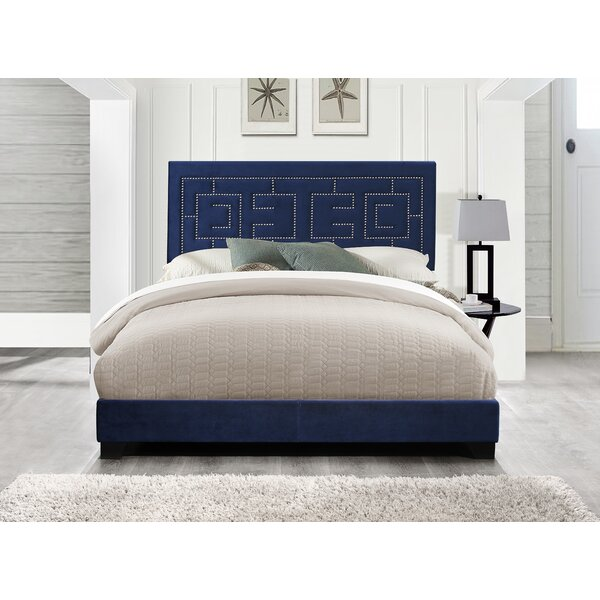Egan Upholstered Standard Bed by Mercer41