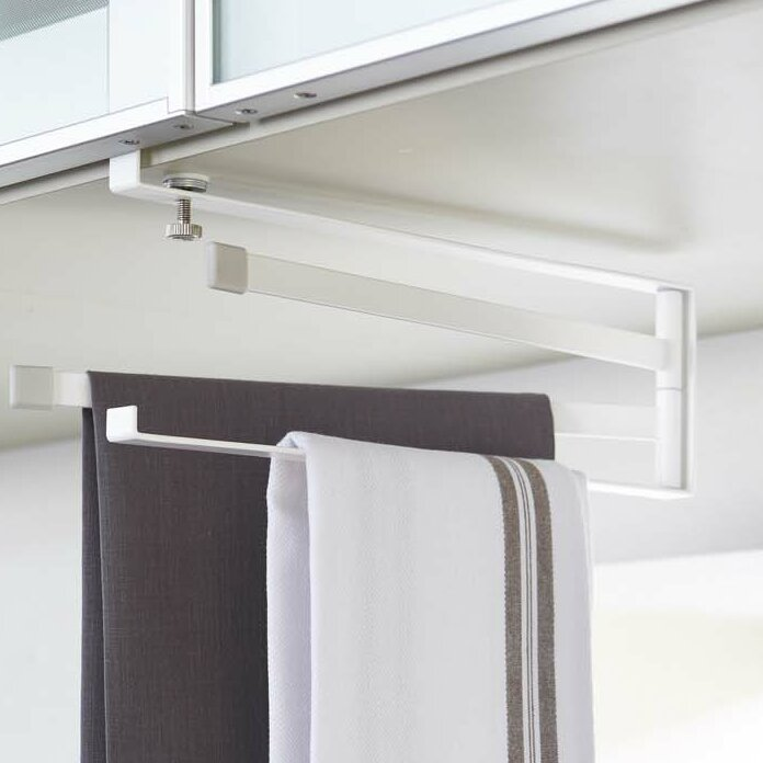 Molimo Under Shelf Dish Towel Rack