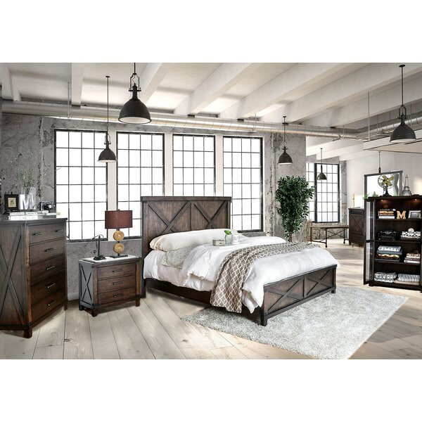 Grecia Standard Configurable Bedroom Set by Three Posts