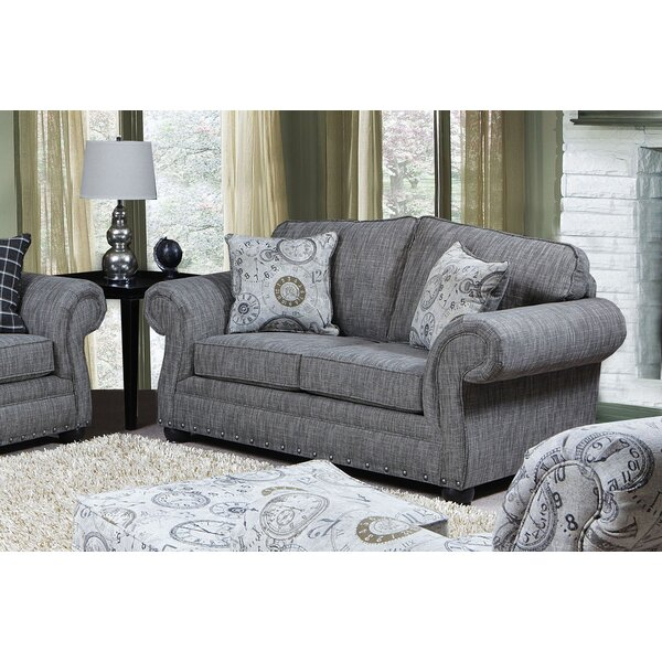 Dietrick Loveseat by Darby Home Co Darby Home Co