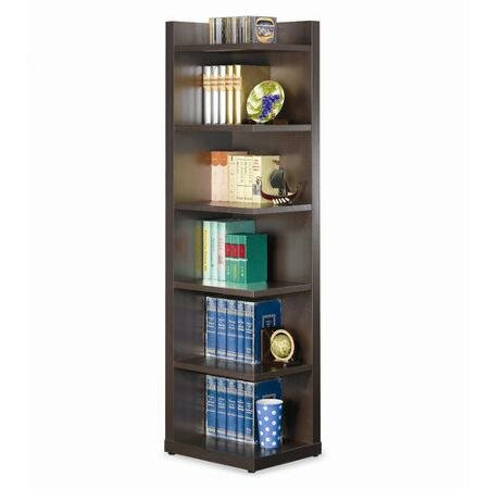 Rogers Corner Unit Bookcase by Wildon Home®