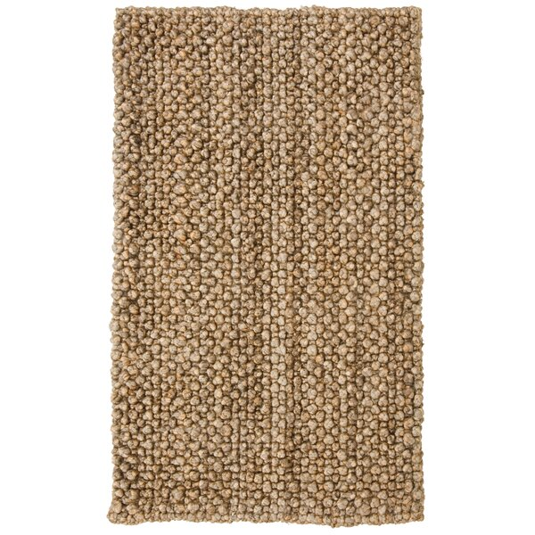 Hand Woven Natural Area Rug by Kosas Home