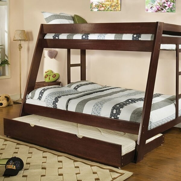 Fareham Full Bunk Bed by Harriet Bee