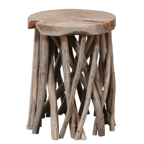 Schrum End Table By Highland Dunes