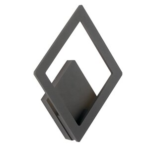 Affordable Price Mahpee Outdoor Sconce By Brayden Studio