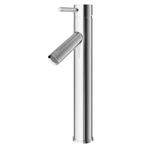 Dior Single Hole Bathroom Faucet with Optional Drain Assembly by VIGO