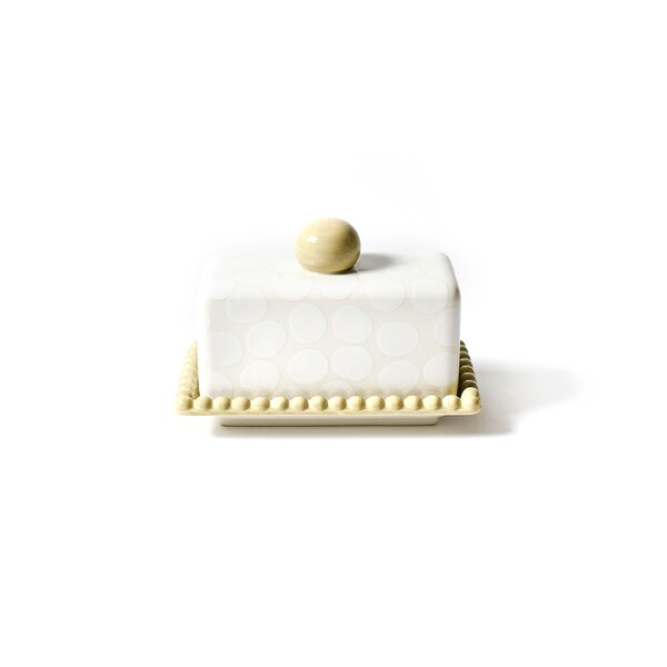 Garrison Butter Dish by Coton Colors