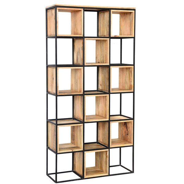 Clinard Cubby Etagere Bookcase by Foundry Select Foundry Select