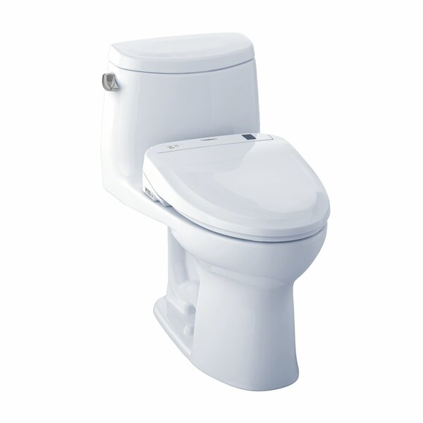 Ultramax II 1.28 GPF Elongated One-Piece Toilet by Toto