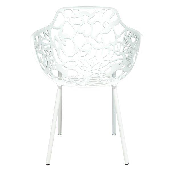 Isamar Patio Dining Chair (Set of 4) by Corrigan Studio Corrigan Studio