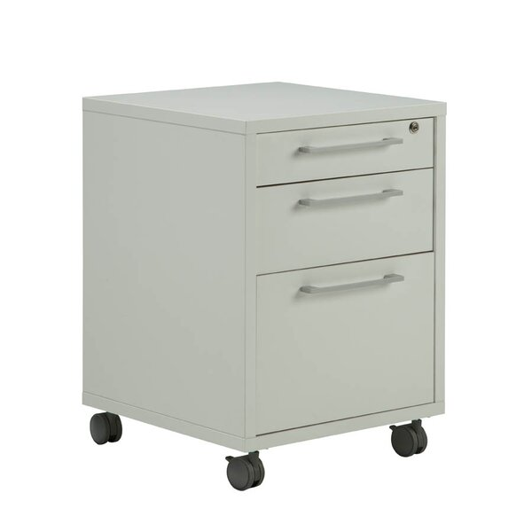 Murphree 3-Drawer Mobile File by Latitude Run