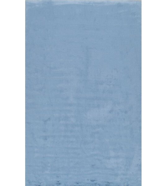 Shadwick Blue Area Rug by Wrought Studio