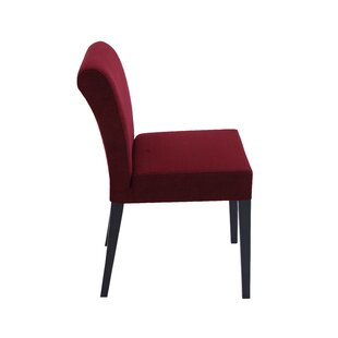 Jackson Parsons Chair in Wool - Red
