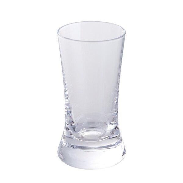 Mullinix 2 oz. Glass Shot Glass (Set of 4) by Ebern Designs