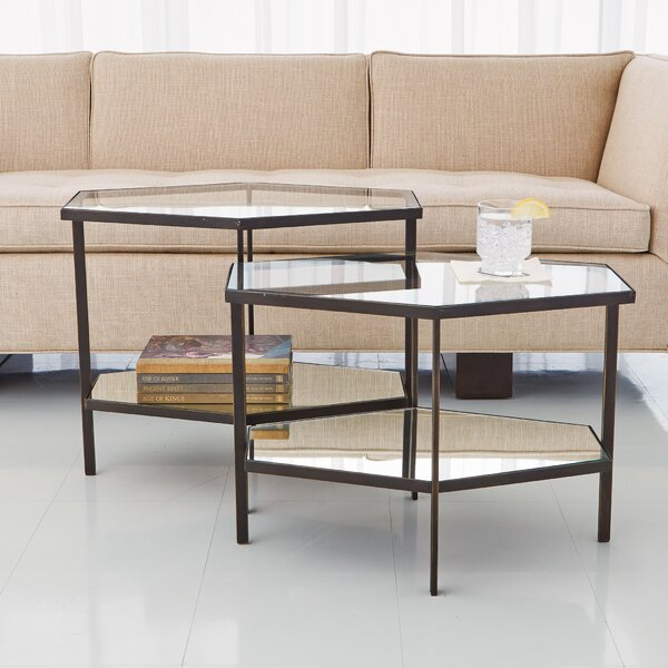 Coffee Table With Storage By Global Views