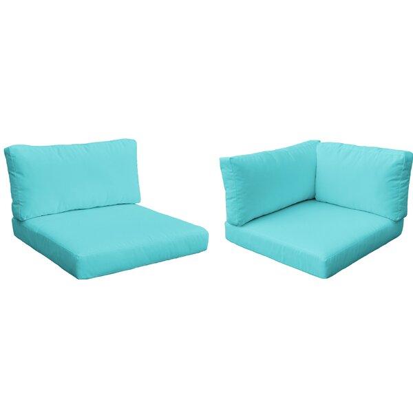 Rochford Indoor/Outdoor Cushion Cover by Sol 72 Outdoor Sol 72 Outdoor