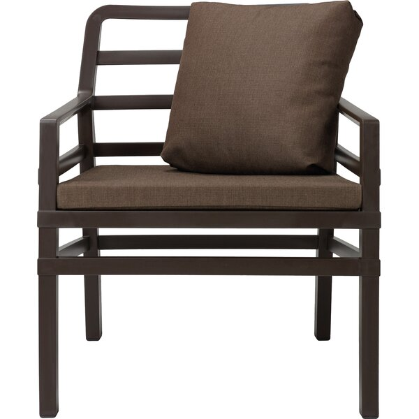 Aria Arm Chair with Cushion by Nardi Nardi