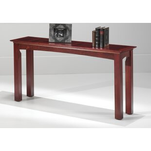 Del Mar Console Table by Flexsteel Contract