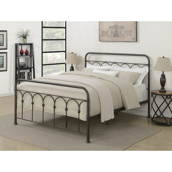 Charlita All in One Queen Standard Bed by August Grove