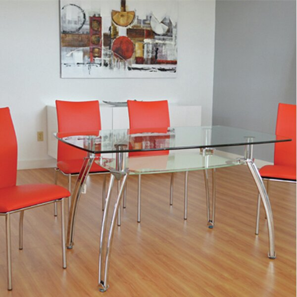 Huff Dining Table by Orren Ellis