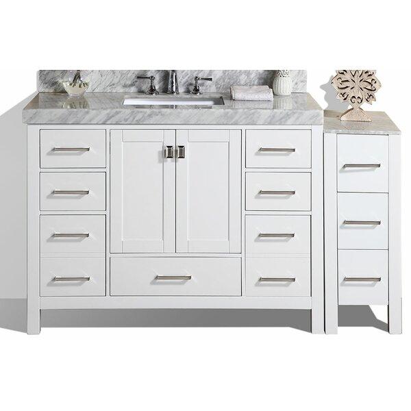 Laub 61 Single Bathroom Vanity Set by House of Hampton