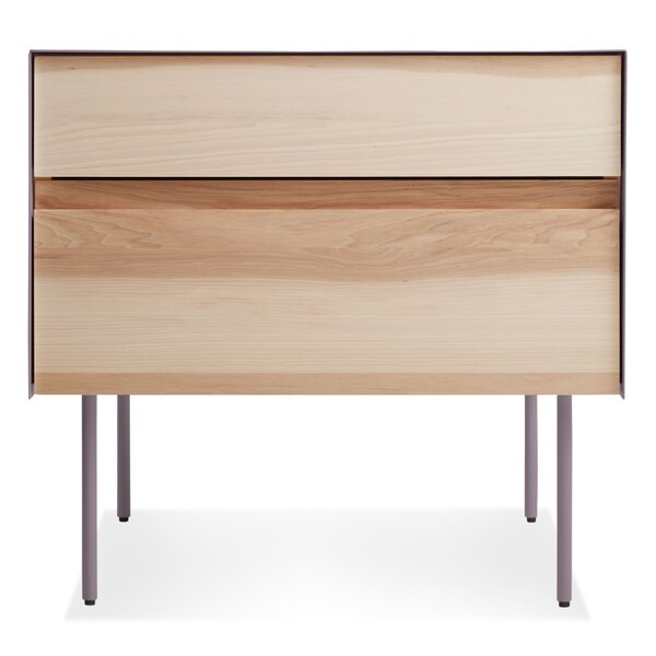 Clad Nightstand by Blu Dot
