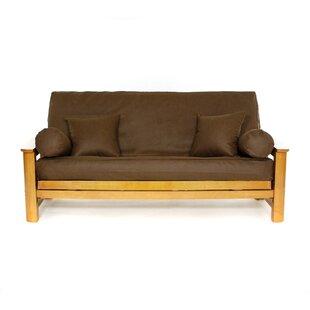 Rawhide Earth Box Cushion Futon Slipcover