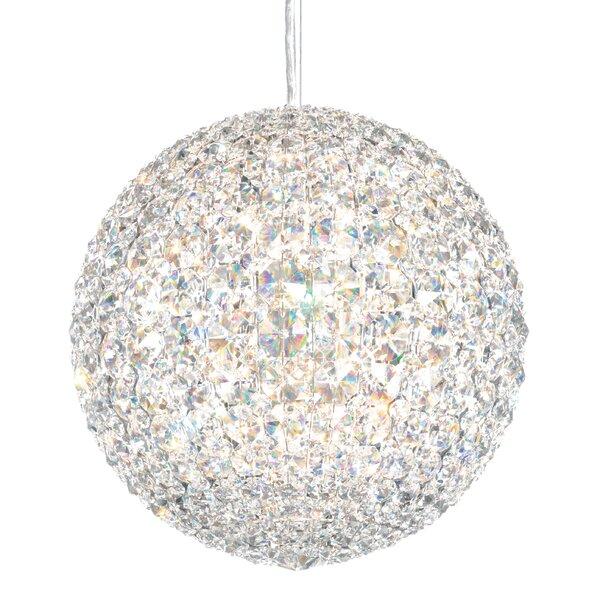 Da Vinci 12-Light Crystal Pendant by Schonbek