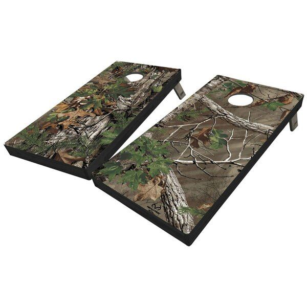 Realtree Extra Full Camo 10 Piece Cornhole Set by West Georgia Cornhole