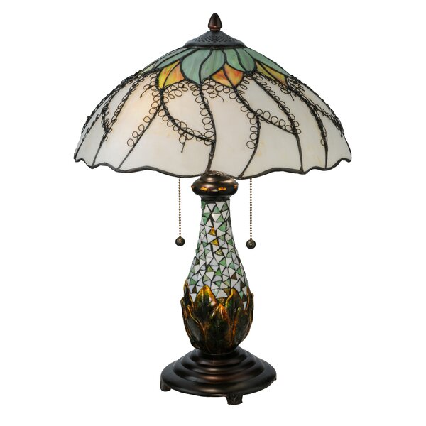 Videira Florale 22.5 Table Lamp by Meyda Tiffany