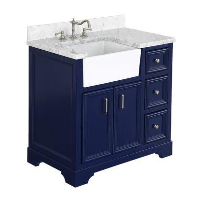 Find The Perfect Blue Bathroom Vanities Wayfair