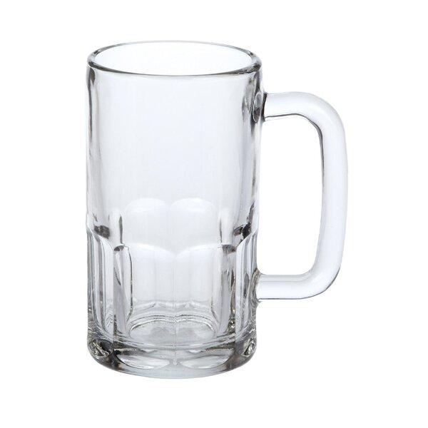 20 oz. Glass Mug (Set of 6) by Anchor Hocking