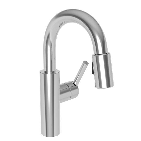 East Linear Prep Touch Bar Faucet By Newport Brass