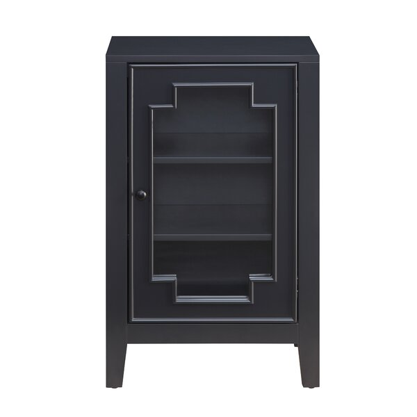 Gutshall 1 Door Accent Cabinet