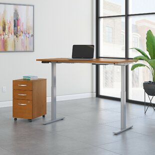Move 60 Series Adjustable Standing Desk by Bush Business Furniture Modern