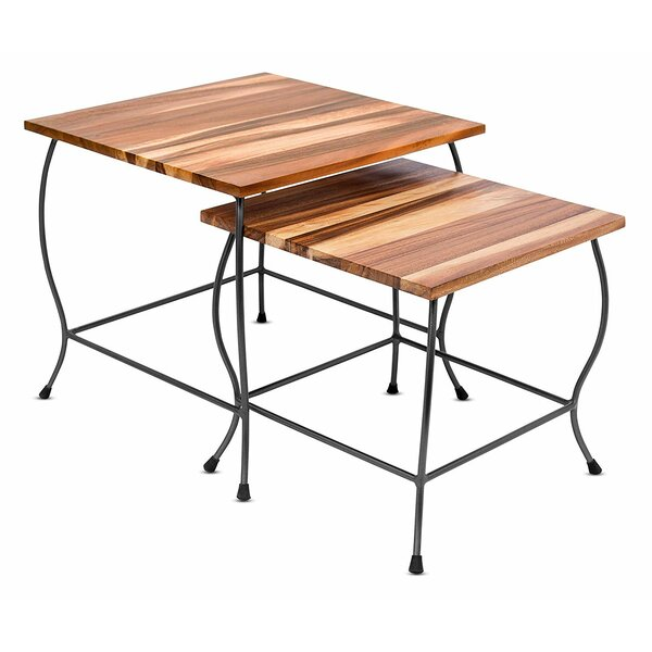 Adora Nesting Tables End Table By Union Rustic