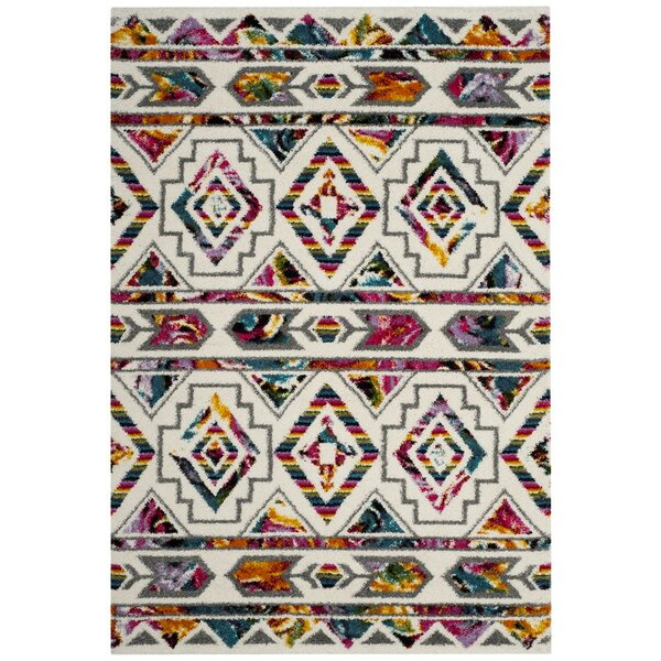 Breanna Shag Area Rug by World Menagerie