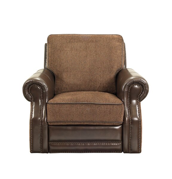 Eleanor Vintage Power Recliner by Fleur De Lis Liv